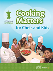 Cooking Matters for Chefs and Kids Logo